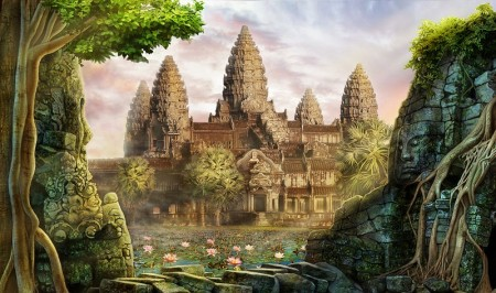 SECRET OF ANGKOR